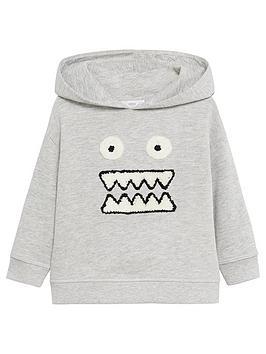 mango-baby-boys-monster-face-hoodie-grey