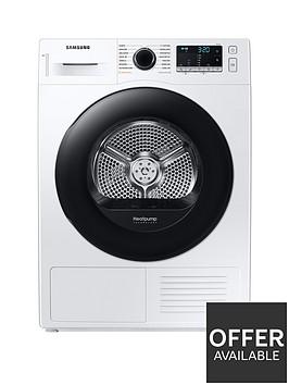 samsung-series-5-dv80ta020aeeu-with-optimaldrytrade-8kg-heat-pump-tumble-dryer-a-rated-white