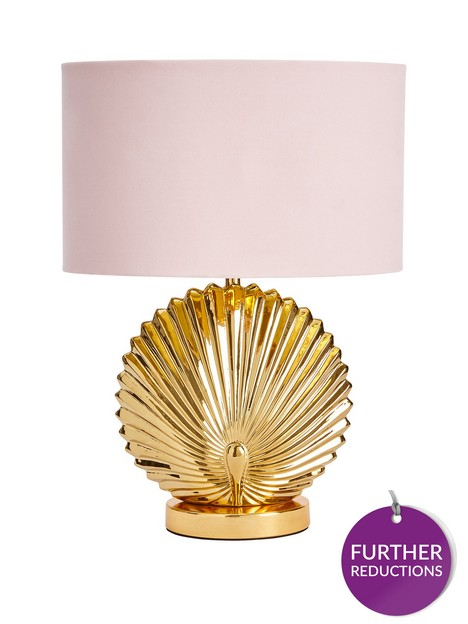 shell-ceramic-table-lamp