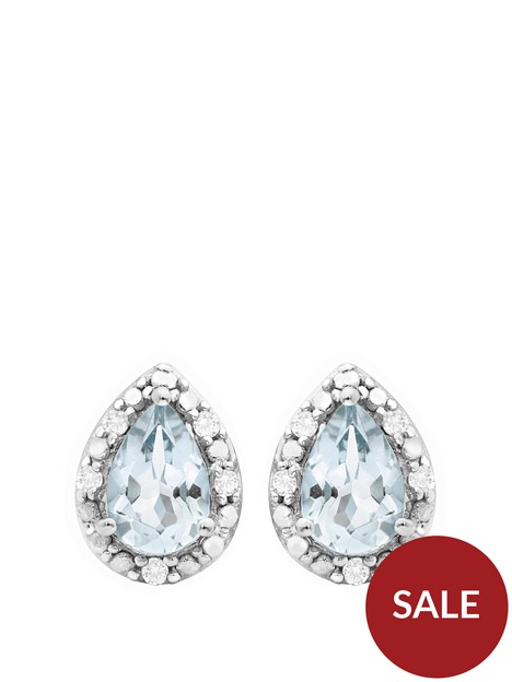 love-gem-9ct-white-gold-pear-aquamarine-and-5-point-diamond-earrings