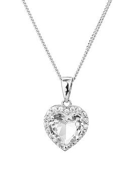 the-love-silver-collection-rhodium-plated-sterling-silver-heart-cubic-zirconia-pendant-necklace