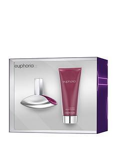 calvin-klein-euphoria-for-women-30ml-eau-de-parfum-100ml-body-lotion-gift-set