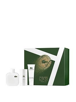lacoste-l1212-blanc-for-men-100ml-eau-de-toilette-75ml-deo-stick-50ml-shower-gel-gift-set
