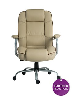 teknik-office-rhea-duo-office-chair-cream
