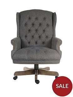 teknik-office-alba-executive-fabricnbspoffice-chair-grey