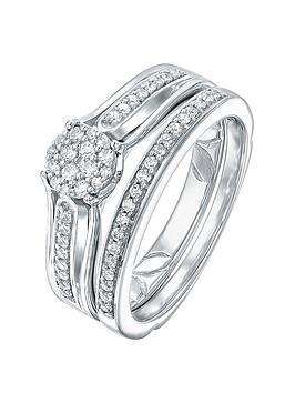 love-diamond-sterling-silver-rhodium-plated-29-point-diamond-bridal-set