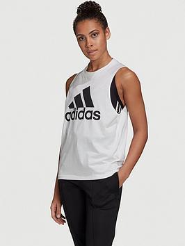 adidas-badge-of-sport-cotton-tank-white
