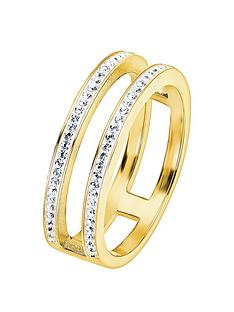 evoke-gold-plated-sterling-silver-clear-swarovski-crystal-double-band-ring