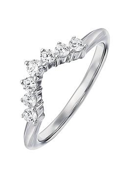 love-diamond-9ct-white-gold-21-point-7-stone-shaped-band-ring