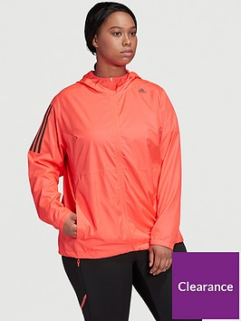 adidas-own-the-run-jacket-plus-size-pink