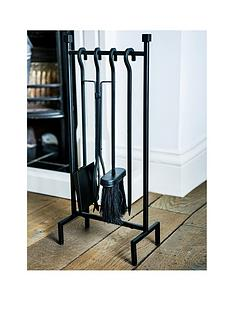 ivyline-iron-hanging-rack-fire-set