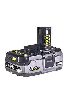 ryobi-rb18l30-18v-one-lithium-high-energy-30ah-battery