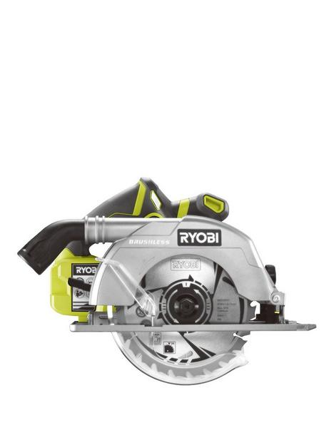 r18cs7-0-18v-one-cordless-184mm-brushless-circular-saw-bare-tool