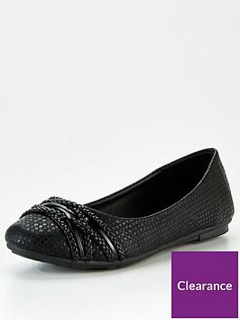wallis-plaited-strap-round-toe-pump-black