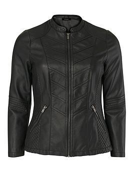 evans-black-pu-jacket