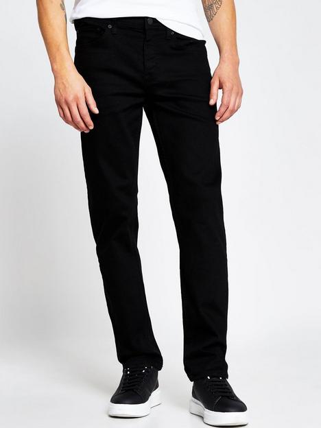 river-island-black-straight-dean-jeans