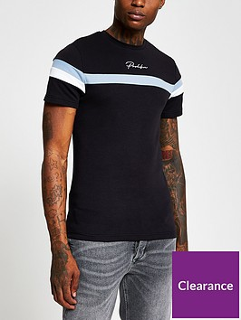 river-island-prolific-logo-colour-block-t-shirt-black