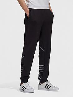 adidas-originals-adidas-originals-big-trefoil-outline-sweat-pants
