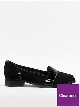 evans-eyelet-buckle-loafers--nbspblacknbsp