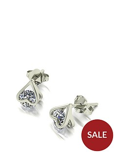 moissanite-9ct-white-gold-120ct-total-heart-earrings