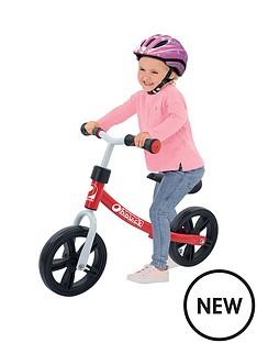 hauck-eco-rider-red