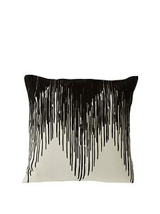 premier-housewares-bosie-ozella-chevron-cushion
