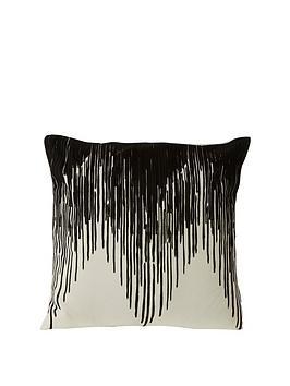 premier-housewares-bosie-ozella-chevron-cushion