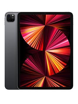 Apple iPad Pro (M1, 2021), 128Gb, Wi-Fi, 11-inch - Space ...