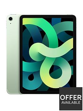 apple-ipad-air-2020-256gb-wi-fi-amp-cellular-109-inch-green