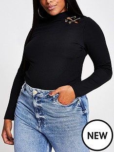 ri-plus-high-neck-safety-pin-top-black