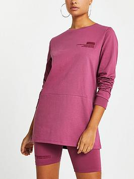 river-island-ri-onenbsp100-organic-cotton-long-sleeve-top-purple