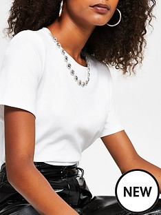 river-island-necklace-chain-t-shirt-cream