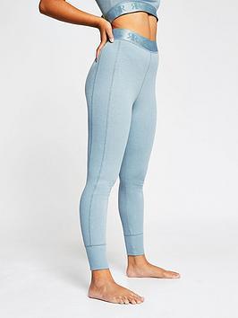 river-island-branded-waistband-leggings-blue