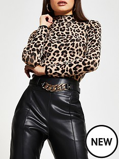 river-island-leopard-print-knitted-top-animal