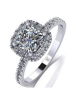 moissanite-moissanite-platinum-14ct-total-equivalent-cushion-centre-halo-ring