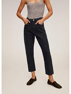 mango-havana-cropped-wide-leg-jeans-grey