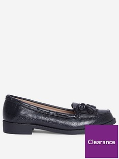 dorothy-perkins-wide-fit-lexynbsptasselnbsploafers-black