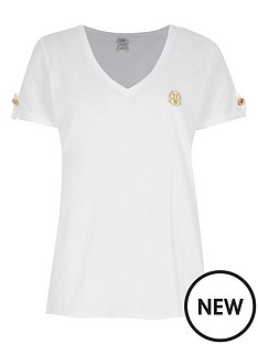 river-island-v-neck-button-shoulder-t-shirt-white