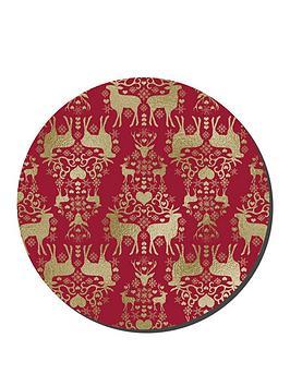 denby-set-of-6nbspmerry-christmas-tartan-coasters