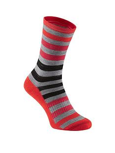 madison-cycling-isoler-merino-3-season-socks-red-fade
