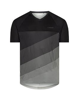 madison-zenith-mens-short-sleeve-jersey-blackgrey