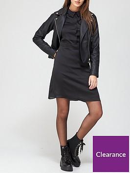 v-by-very-satin-shirt-dress-black