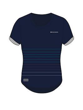 madison-leianbspshort-sleeve-jersey-navygrey