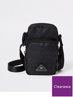 river-island-blocked-monogram-crossbody-bag-black