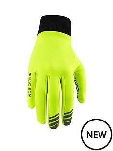 madison-isoler-roubaix-thermal-gloves-hi-viz-yellow