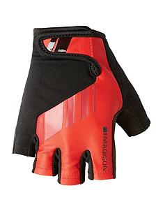 madison-peloton-mens-mitts-flame-red