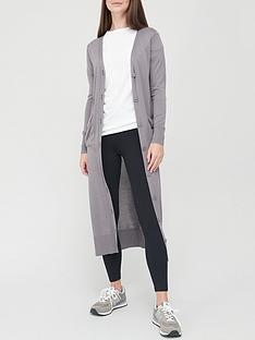 v-by-very-longline-button-up-lightweight-knitted-cardigan-steel-grey