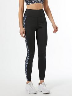 dorothy-perkins-sidenbspprint-yoga-leggings-blacknbsp