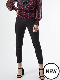 dorothy-perkins-brushed-rib-leggings-black