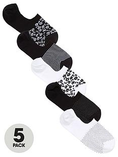 v-by-very-value-5-pack-invisible-trainer-liner-socksnbsp--monochrome
